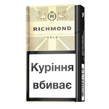 Сигареты Richmond Gold