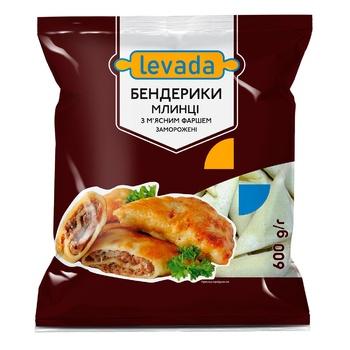 Бендерики Левада с мясом 600г