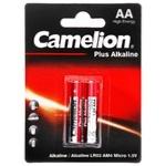 Бaтарейки Camelion Plus Alkaline AAA 2шт