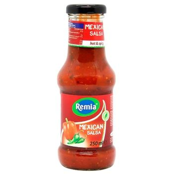 Remia Mexican Salsa Sauce 250ml - buy, prices for CityMarket - photo 1