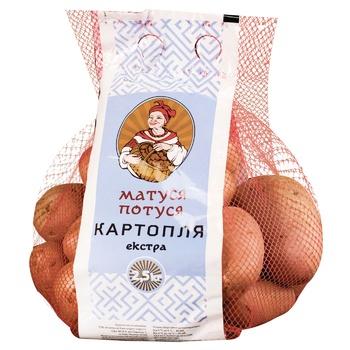Картофель Матуся Потуся Экстра 2,5кг
