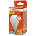 Electrum Led Lamp Ball D60 7W Е27 2700K A-LG-0493