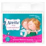 Cotton sticks Novita 200pcs Ukraine