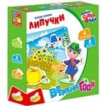 Гра Vladi Toys Пори року з липучками