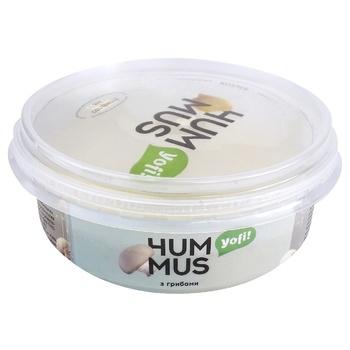 Хумус Yofi! с грибами 250г