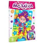 Vladi Toys Soft Mosaic Set for Creativity in Assortment