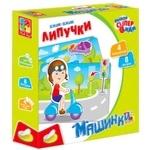 Гра Vladi Toys Машинки з липучками