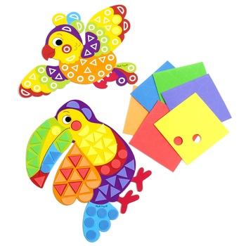 Vladi Toys Soft Figured Mosaic Set for Creativity in Assortment - buy, prices for EKO Market - photo 2