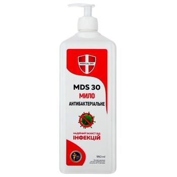 Жидкое мыло Medical Def. антибактериальное для рук 0,95л