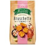 Хлебные брускеты Maretti запеченные со краба 70г