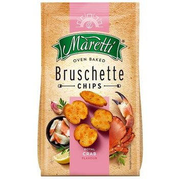 Maretti with smell crab snack 70g - buy, prices for CityMarket - photo 1