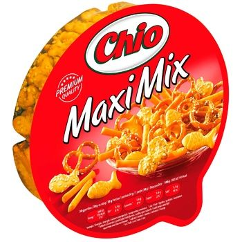 Chio Maxi Mix Cookies 125g