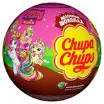 Шоколадный шарик Chupa Chups Филли Girls 20г