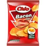 Chio Bacon Flavored Potato Chips 150g