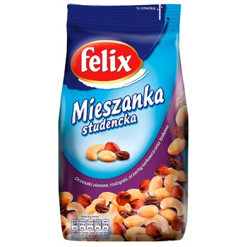 Felix Student Nuts Mix 200g - buy, prices for CityMarket - photo 1