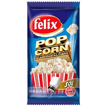 Попкорн Felix солоний 90г