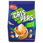 Felix Crispers in a crispy shell with taste of green onion salt peanuts 140g