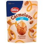 Арахис Felix Carmelove в карамеле с солью 160г