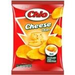 Чипсы Чио Чипс картофельные со вкусом сыра 150г Венгрия