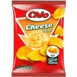 Чіпси Чіо Чіпс картопляні зі смаком сиру 75г Угорщина