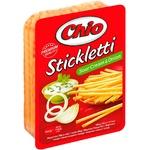 Соломка Chio Stickletti зі смаком сметани та цибулі 80г