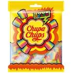 Chupa Chups Sour Belts Mini fruit jellies 150g