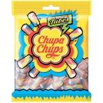 Мармелад жевательный Chupa Chups Sour Tubes Mini с фруктовым вкусом 150г