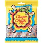 Мармелад жевательный Chupa Chups Sour Tubes Mini с фруктовым вкусом 70г