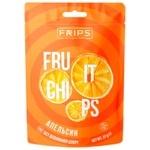 Чіпси фруктові Frips Апельсин 25г