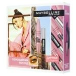 Подарунковий набір Maybelline New York Lash Sensational Intense Black