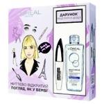 Подарочный набор L'Oréal Paris Bambi Eye Тушь для ресниц + Мицеллярная вода 200мл