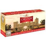 Чай Chelton Английский Королевский черный 25шт х 2г