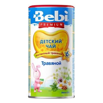 Чай Беби детский травяной с 4 месяцев 200г Словения