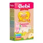 Каша детская Беби Печенье с грушами для полдника молочная пшеничная сухая быстрорастворимая с 6 месяцев 200г