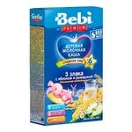 Bebi Premium 3 cereals apple daisy porridge 200g