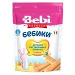 Печенье детское Bebi Premium Бебики 6 злаков 115г