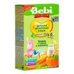 Каша Bebi Premium рисовая с тыквой и морковью 200г