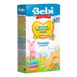 Каша детская Беби Курага рисовая молочная сухая быстрорастворимая 8-9 порций с 4 месяцев 250г