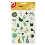 Auchan Splendid Stickers 50pcs