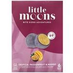 Морозиво Little Moons Mochi Тропічна маракуйя і манго 192г
