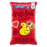 Angelima Organic Corn Snack with Apple & Strawberry 30g