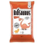 Снеки Biosaurus кукурудзяні органічні з кетчупом 50г