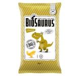 Снеки кукурузные Mclloyd's BioSaurus с сыром органические 50г