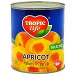 Tropic Life In Syrop Peaches Halfs 850ml