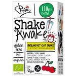 Напиток овсяный Shake Awake клубника-вишня 5шт*19г