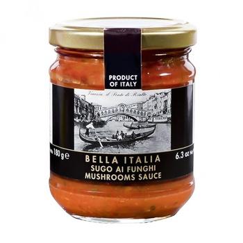 Соус Bella Italia с грибами 180г