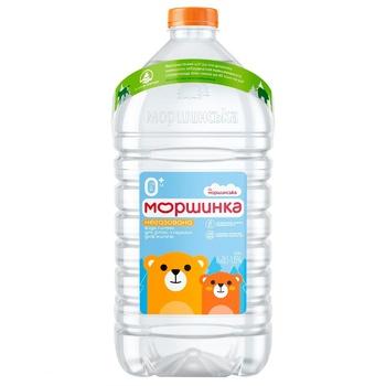 Вода минеральная Моршинская Моршинка негазированная для детей 6л
