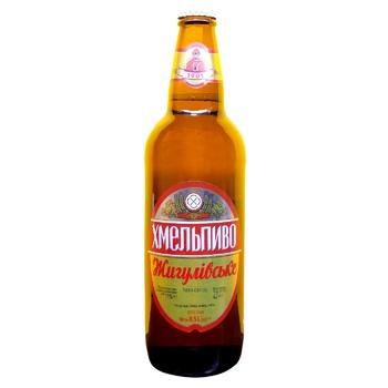 Khmelpyvo Zhigulivske Light Beer 4,2% 0,5l - buy, prices for Furshet - photo 2