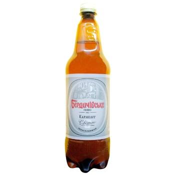 Пиво Бердичів Кармеліт світле 3,7% 1л