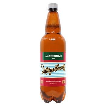 Umanpyvo Zhigulivske Light Beer 4.2% 1l